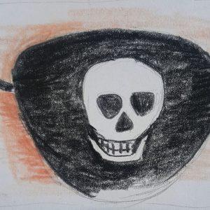 Rolle - Der Fluch der Pirateninsel Krimidinner - Tom-Look