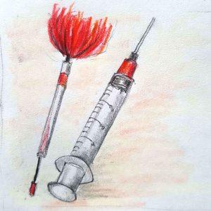 Rolle Krimidinner Blutige Safari - Dr. Tracy/Tarence Hart