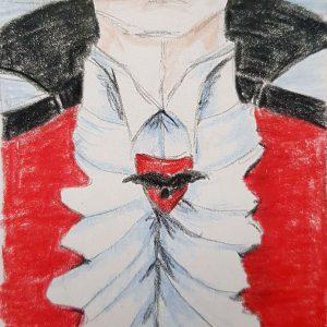 Rolle - Ball der Vampire - Krimidinner Halloween - Prinz Adrian