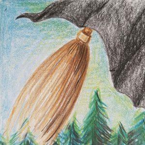 Mord in der Walpurgisnacht - Krimidinner Rolle - Lilly Hexenkessel