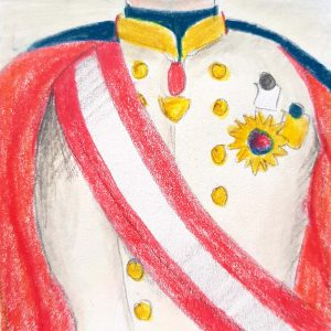 Rolle Krimidinner - Franzl, da liegt wer - Sissi Krimi - Franz Joseph I. von Österreich/Ungarn