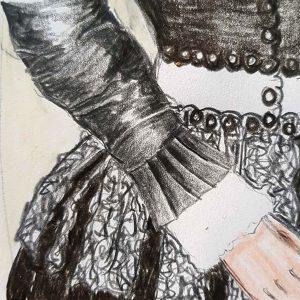 Rolle Krimidinner - Franzl, da liegt wer - Sissi Krimi - Erzherzogin Sophie von Österreich